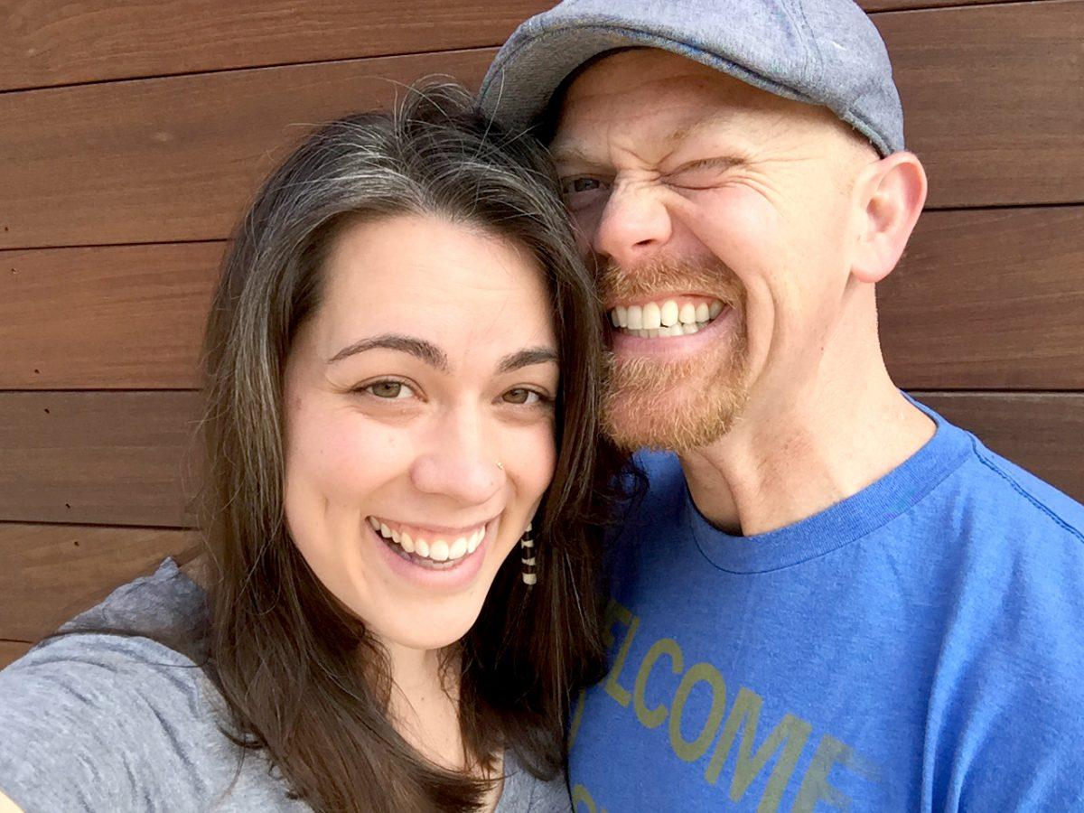 Benjamin and Amanda Soap