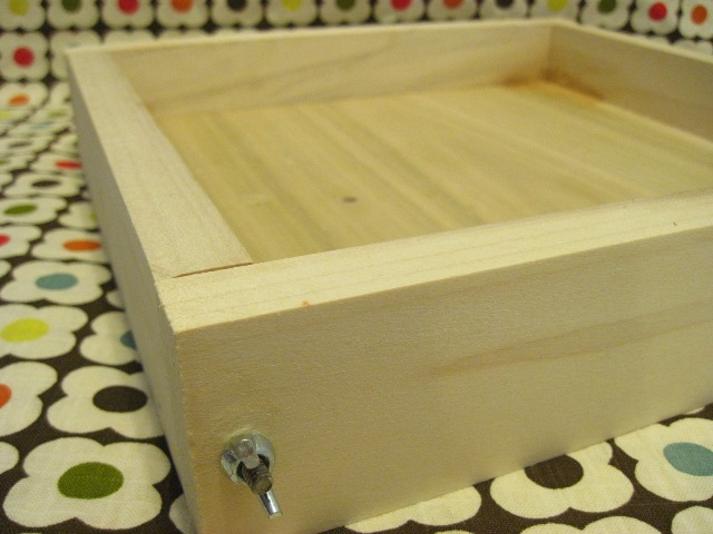 how to build a soap mold