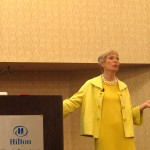 Barbara Corcoran at HSMG
