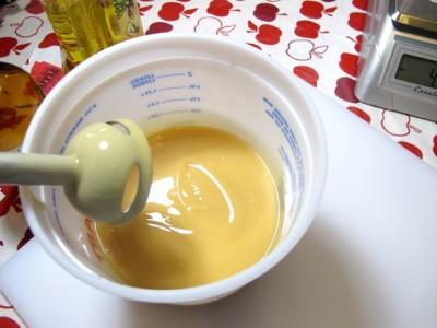 trace in cold process soap
