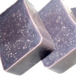 alkanet colored soap