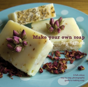 Make Your Own Soap by Joy James