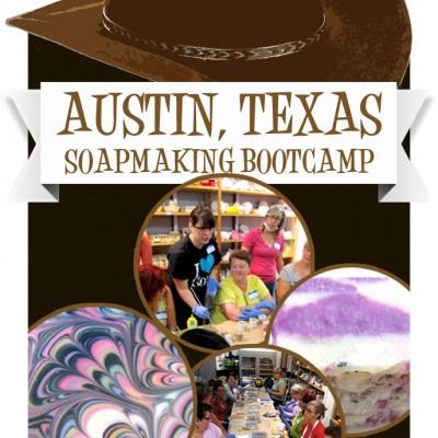 Austin, TX Soapmaking Bootcamp
