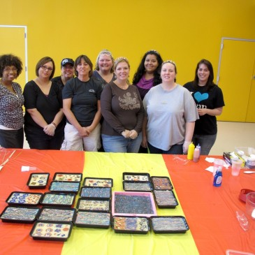 Advanced Swirling and Coloring Soapmaking Class