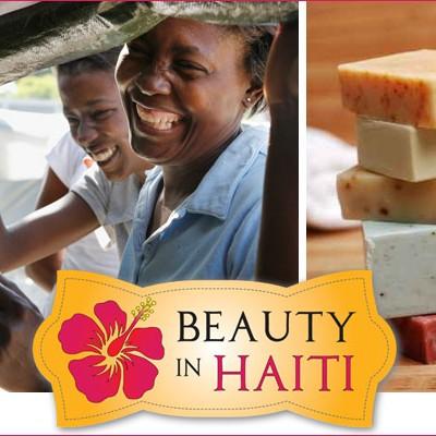 Beauty in Haiti