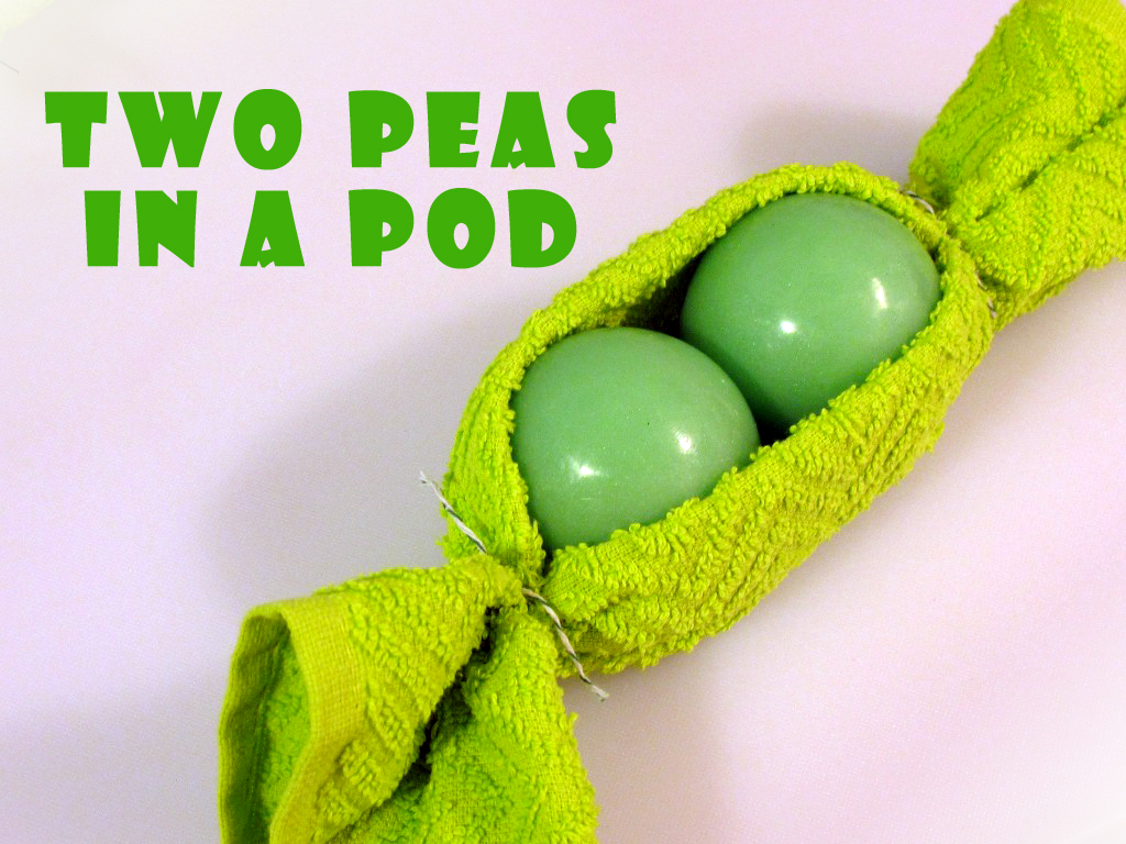 peas in a pod soap
