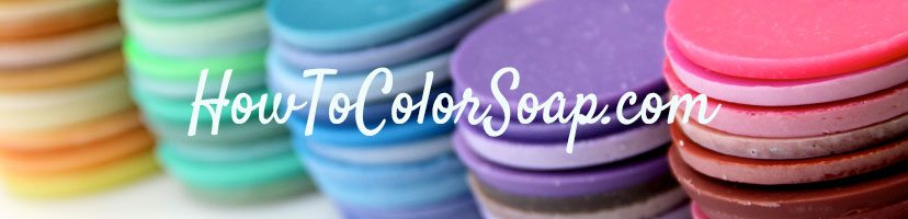 howtocolorsoap