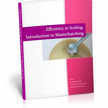Efficiency in Scaling: Introduction to Masterbatching by Kenna