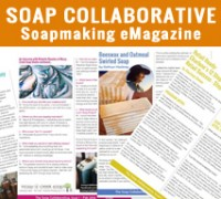 A new soapmaking Ezine – The Soap Collaborative