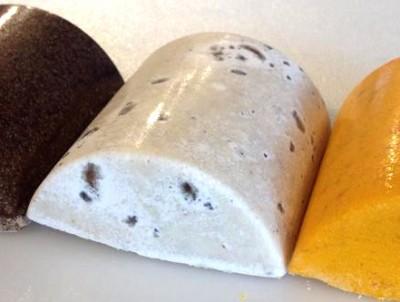 cold process salt bar soap