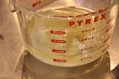 coconut oil salt soap recipe