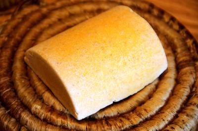 orange oatmeal breakfast salt bar