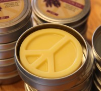Lavender Lotion Bars for Dry Winter Skin