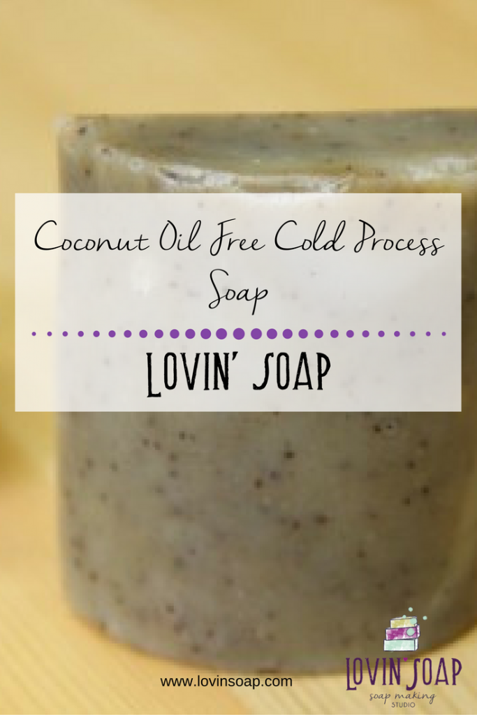Coconut Oil Free Cold Process Soap