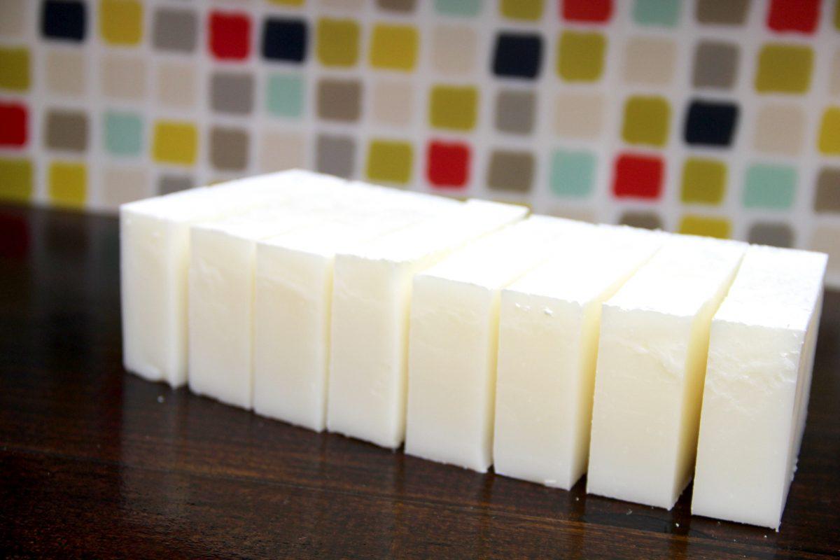 how to make yuca bar soap
