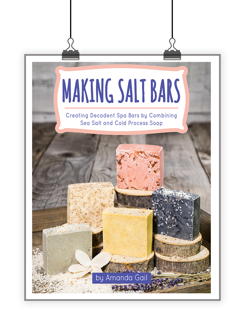 Download Making Salt Bars - Creating Decadent Spa Bars by Combining Sea Salt and Cold Process Soap eBook ...