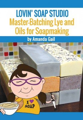 how to masterbatch for soap