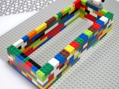 lego soap mold