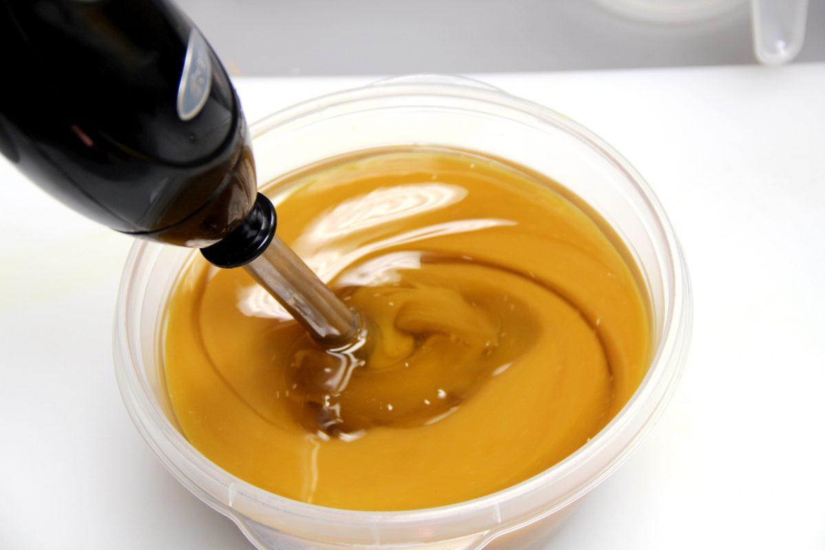 how to make pumpkin soap