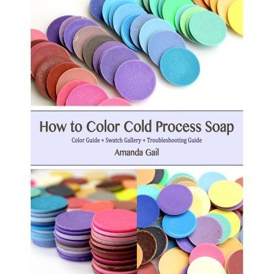 How To Color Soap Book