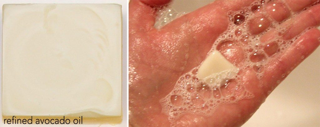 avocado oil in soap