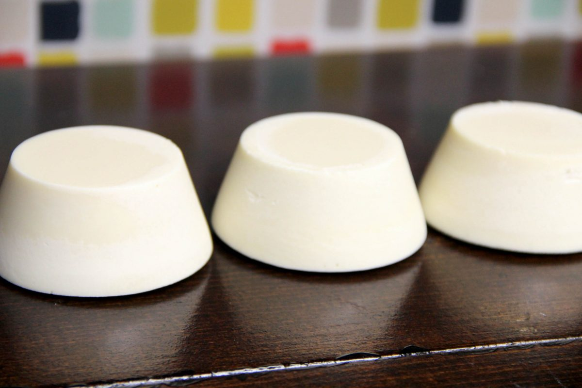 How To Make Baby Soap Buttermilk Bastile Baby Bar