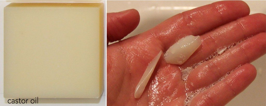 castor oil in soap