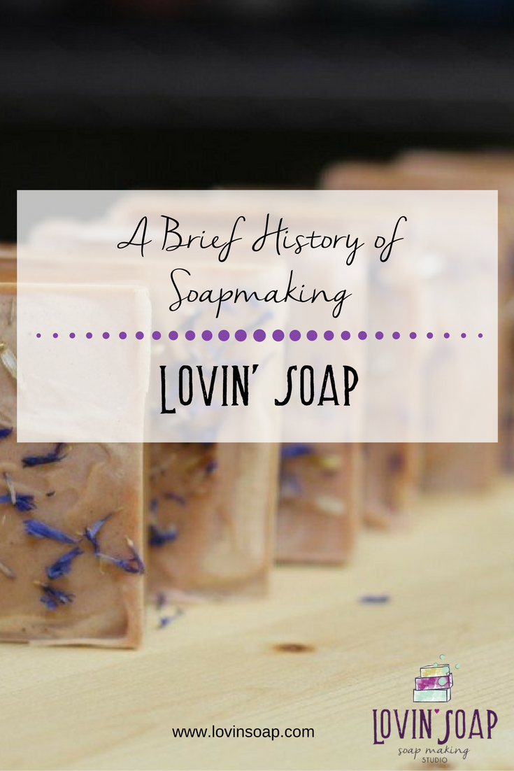 The History of Soap - Soap Inventors and Origins