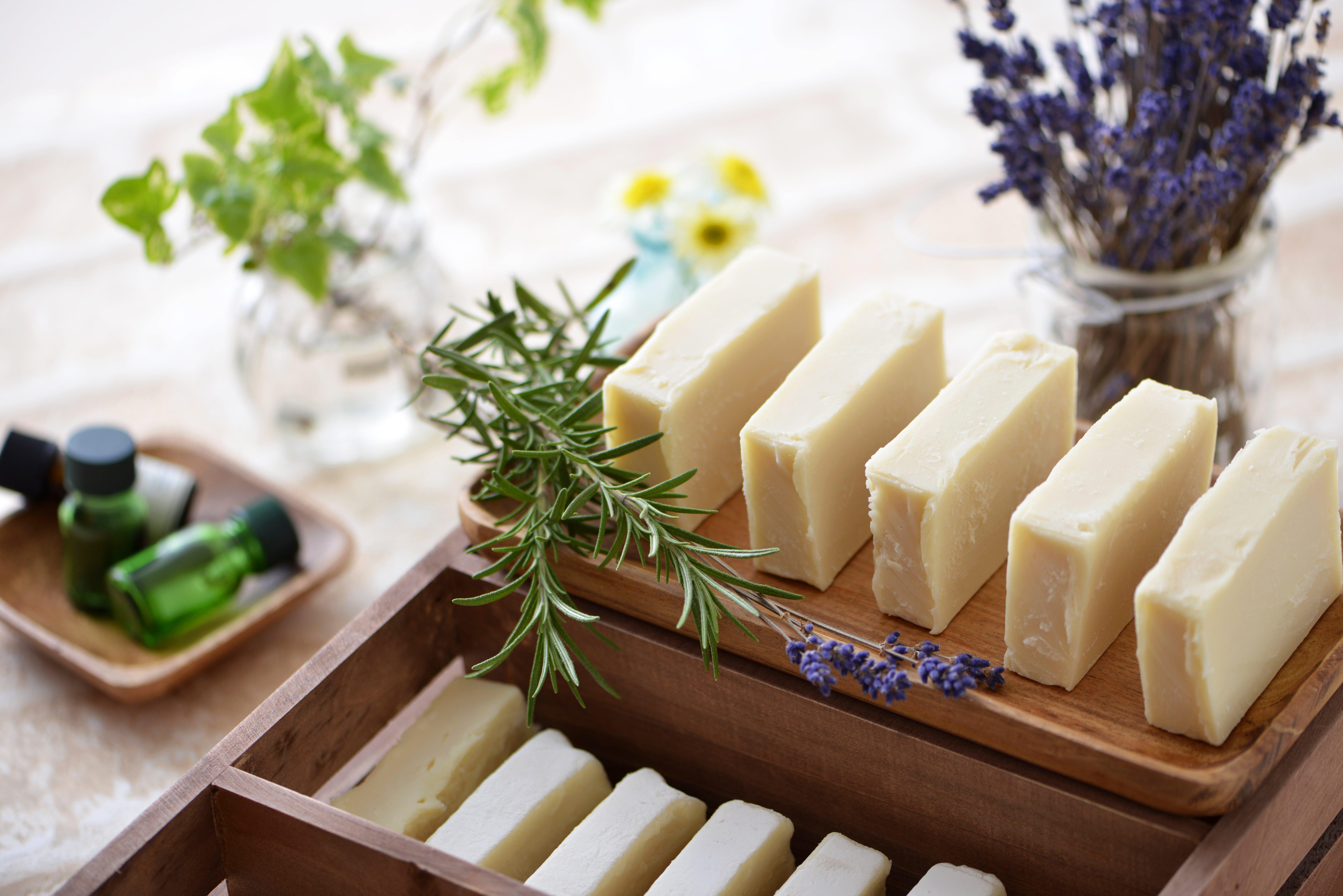 lye free soap