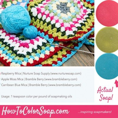 Do you need soap color inspiration?