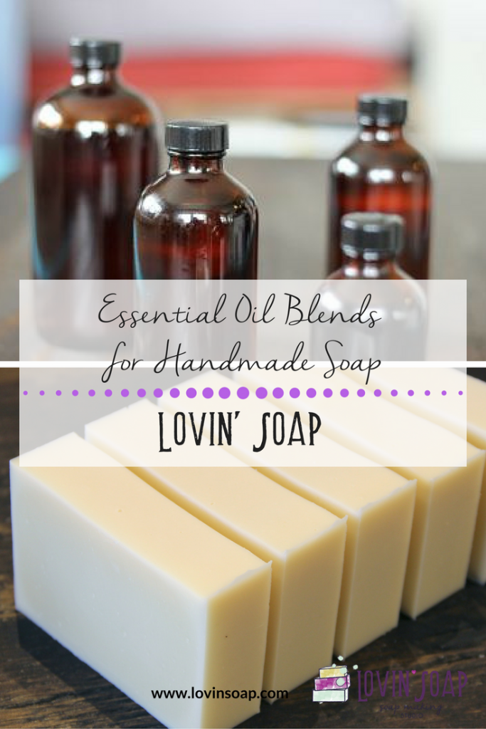 essential oil blends for soap