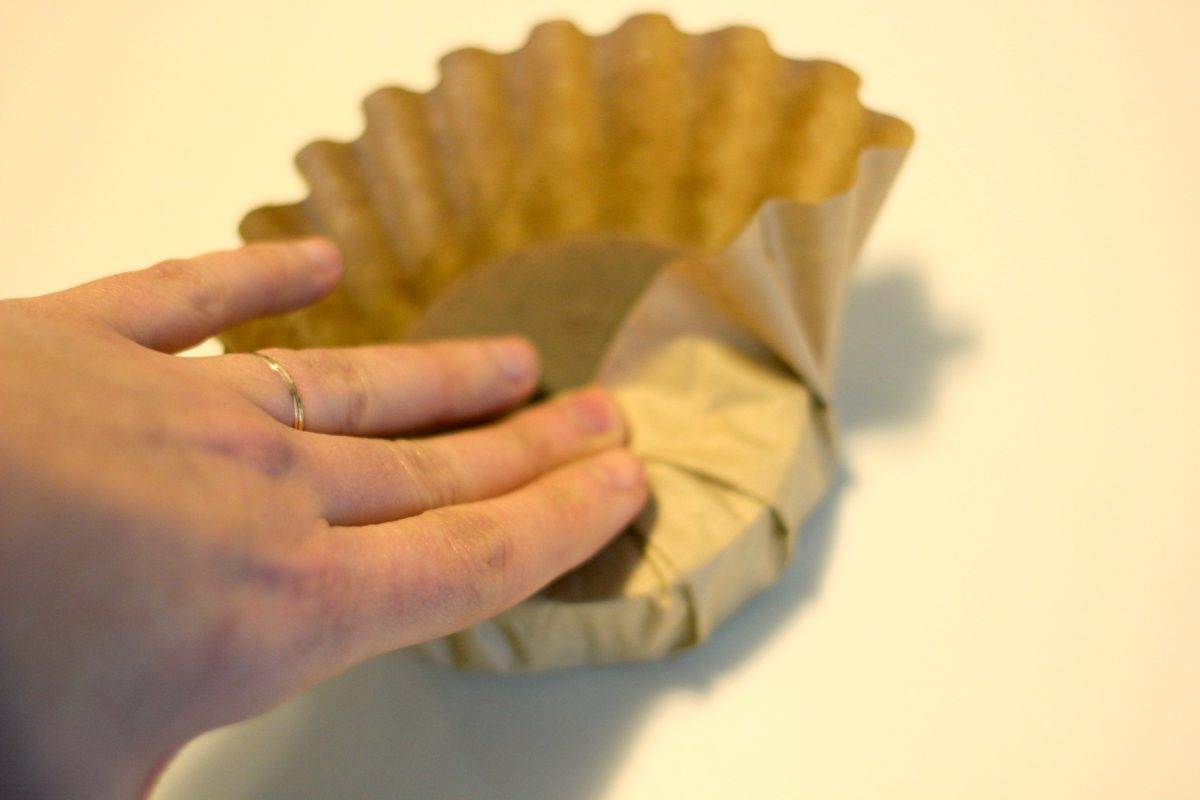 How To Package Round Soap Using Coffee Filters Lovin