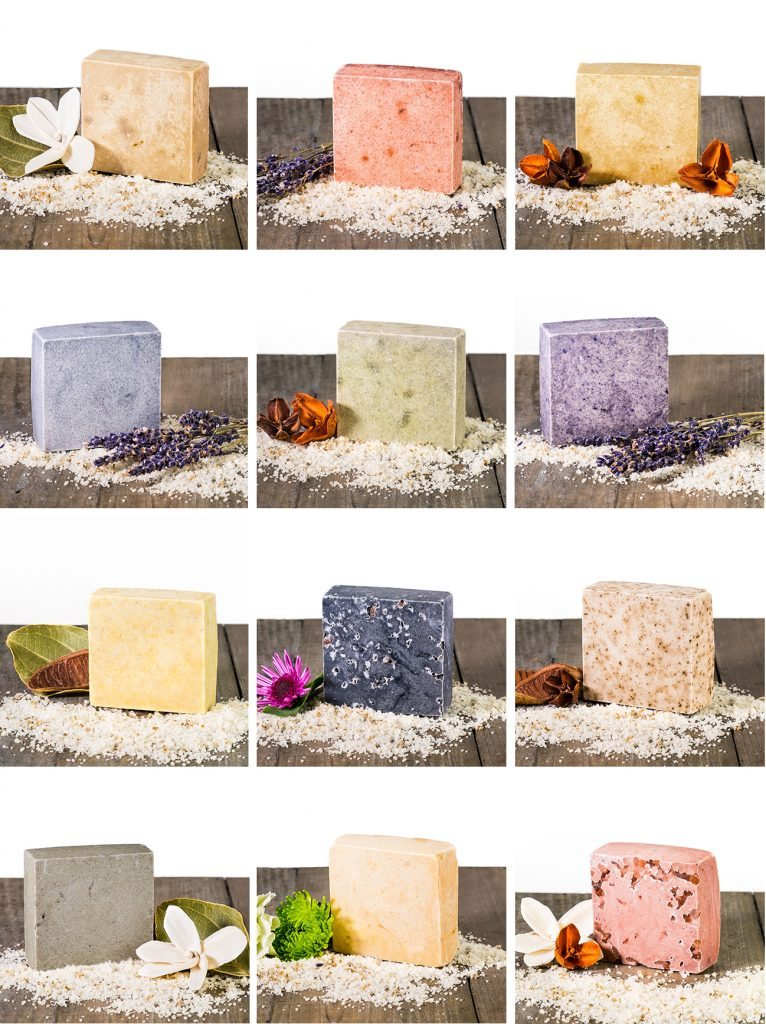 salt bars soap