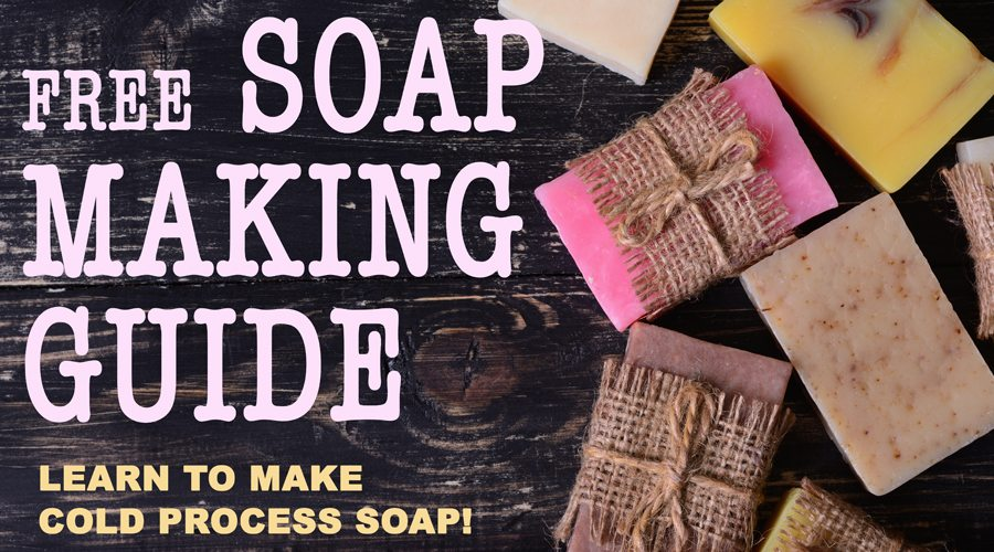 Soap Making Guide: How to Make Cold Process Soap