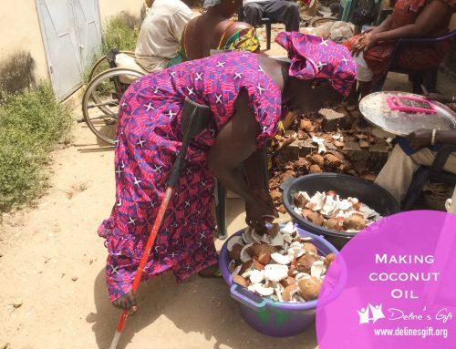 Soaping in Senegal