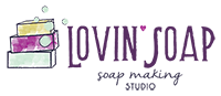 Lovin Soap Studio Logo