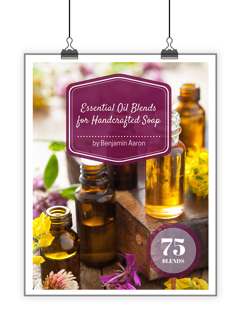 Natural soap ebook array essential oil blends for handcrafted soap ebook by benjamin aaron rh lovinsoap com fandeluxe Images