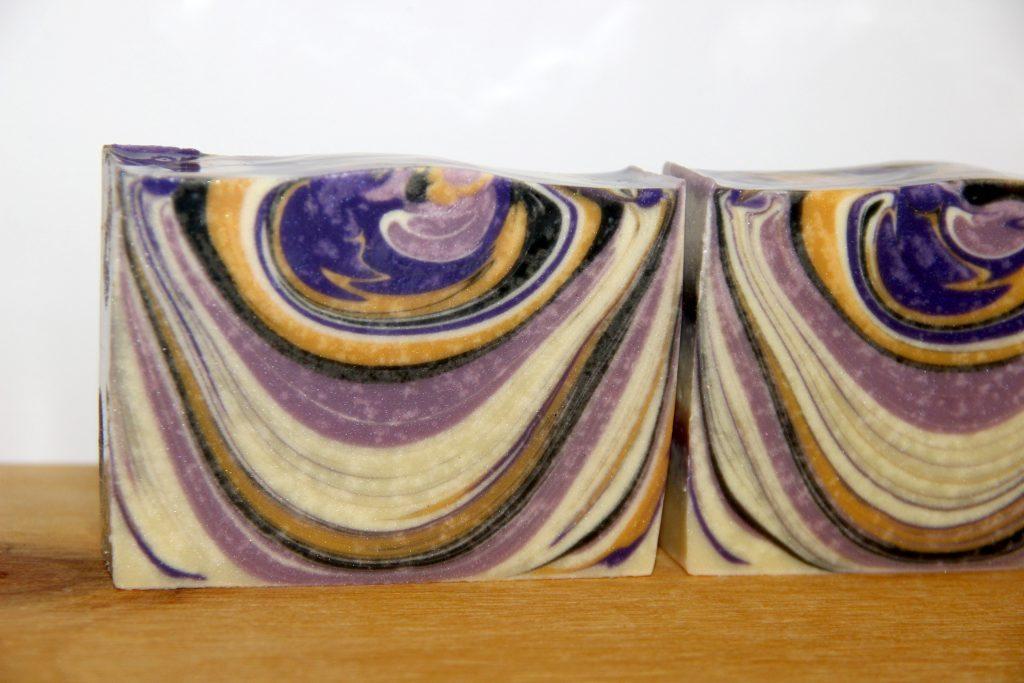tiger soap design