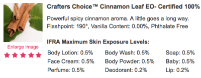 Cinnamon_IFRA_wholesalesuppliesplus