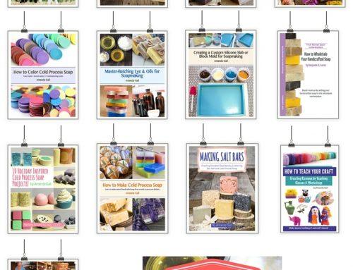 We've Created the Ultimate Soap Maker eBook Bundle (+ Free Formulation eCourse)