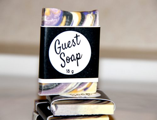 Creating Handcrafted Guest Size Soaps