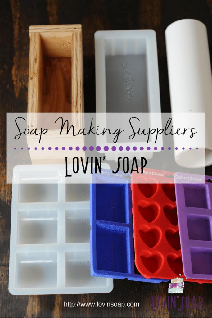Soap Making Supplies – Lovin Soap Studio