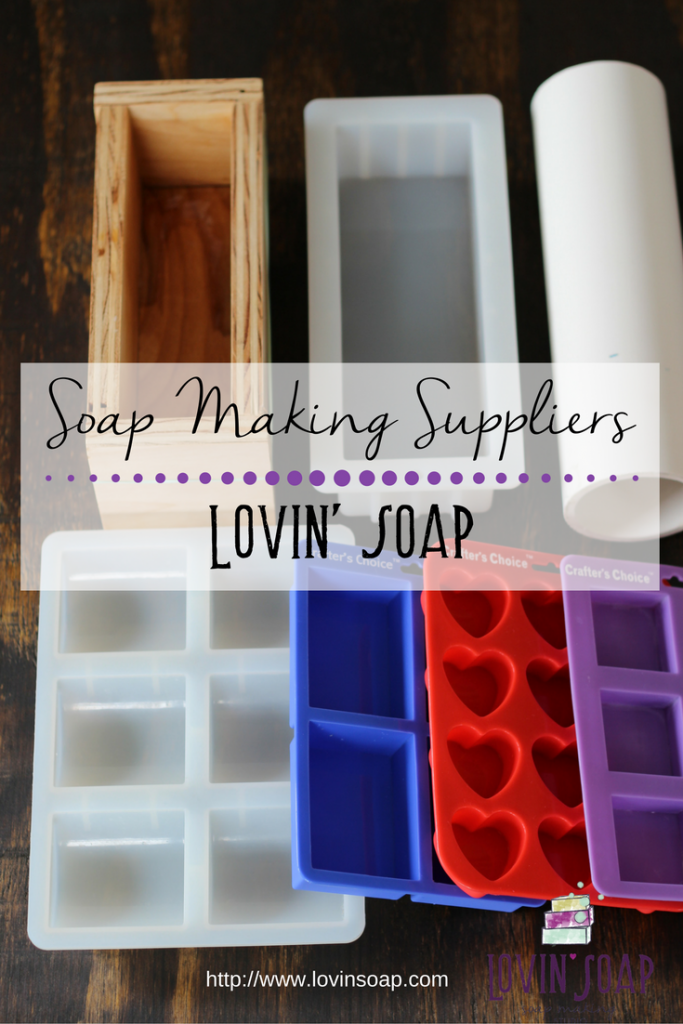 Soap Making Supplies – Lovin Soap Studio