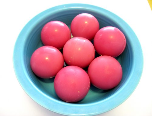 Cranberry Fig Soap Spheres for the Holidays