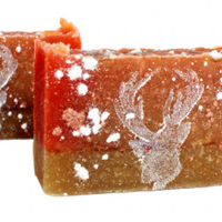 holiday soap