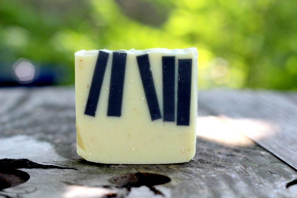 piano key soap