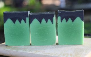 halloween soap design