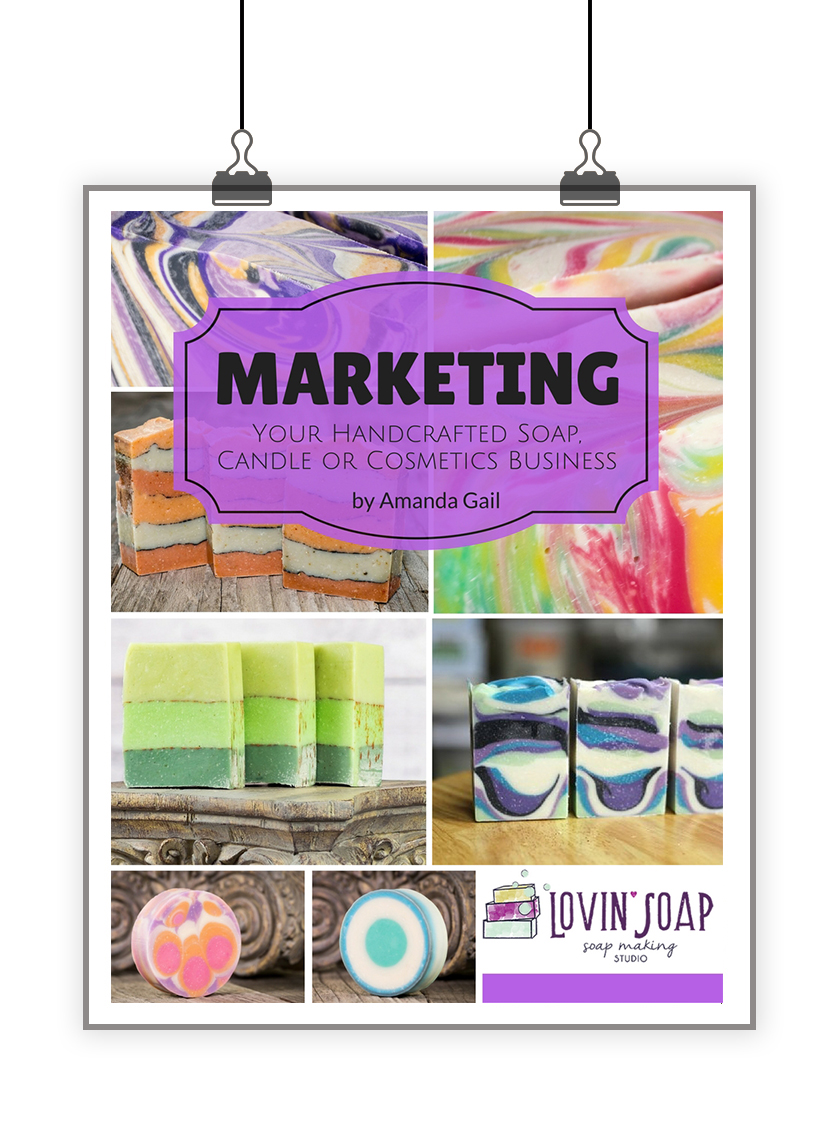 marketing soap business