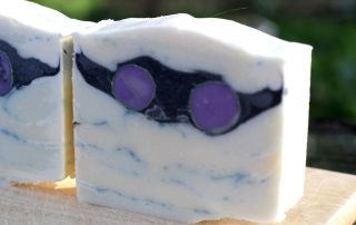 mummy cold process soap