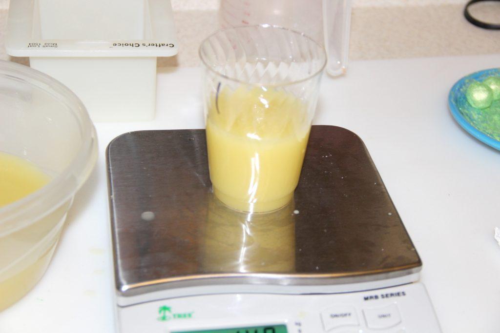 soap-mixture